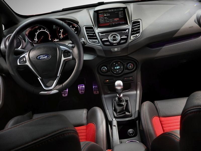 Ford Fiesta St 2014 Essai Routier Adg