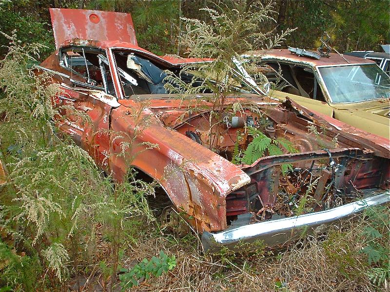 Muscle Cars Dodge Abandonn 233 S Adg