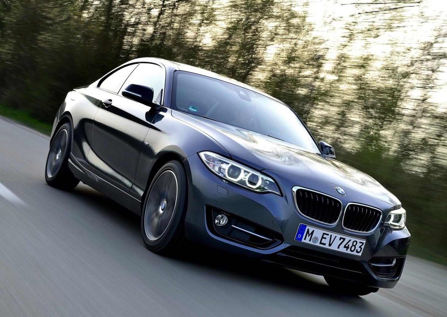 BMW 228i : améliorée - #adg