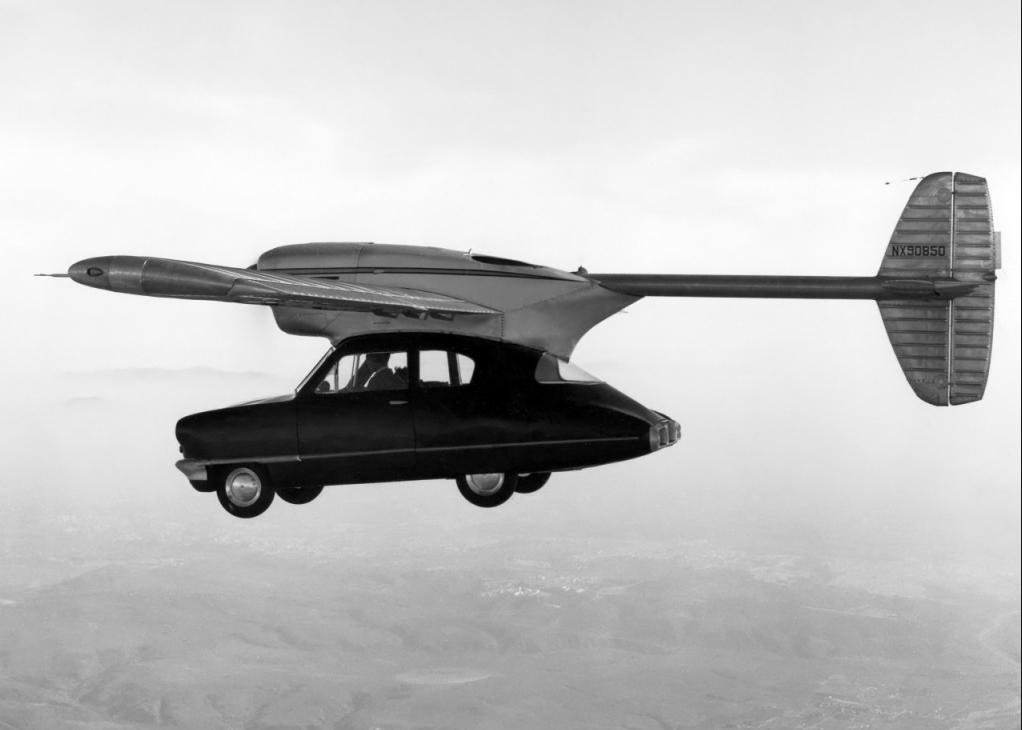 hall flying car ted hall voiture volante adg. Black Bedroom Furniture Sets. Home Design Ideas