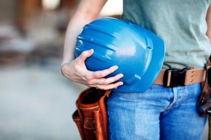 Les femmes sur les chantiers de construction... no