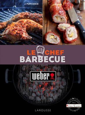 Le chef barbecue Weber - Critique livre