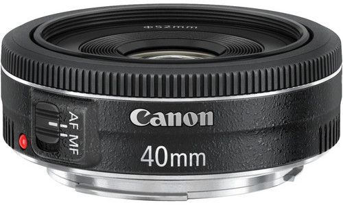 Canon 40 mm F2.8 STM