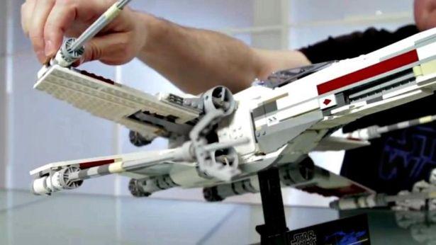 X-Wing en Lego