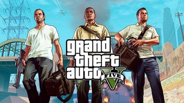 « Grand Theft Auto V »