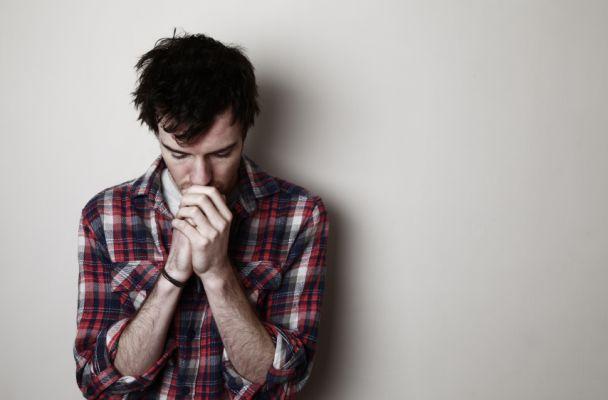 Chez les hommes, le suicide est la première cause