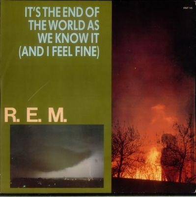 12 chansons qui parlent de la fin du monde