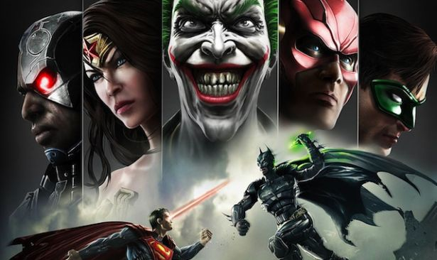 « Injustice: Gods Among Us »