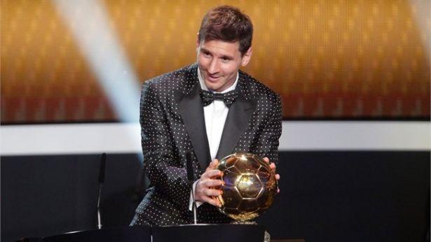 Lionel Messi avec son '' prrrrrecccciousssss''