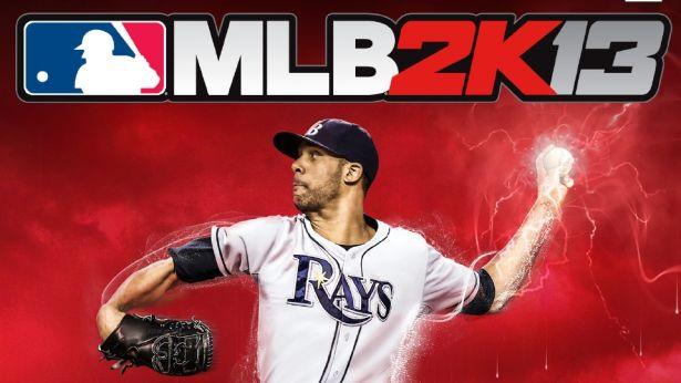 « MLB 2K13 » avec David Price