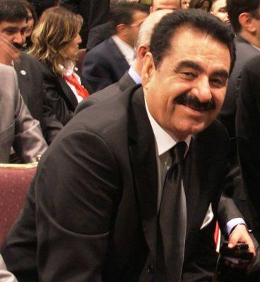 L'acteur et chanteur Ibrahim Tatlises