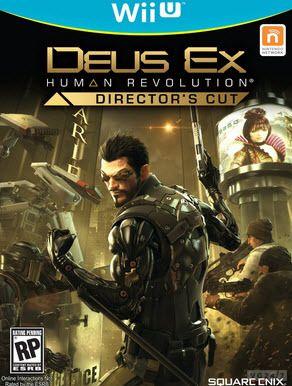« Deus Ex: Human Revolution » sur Wii U