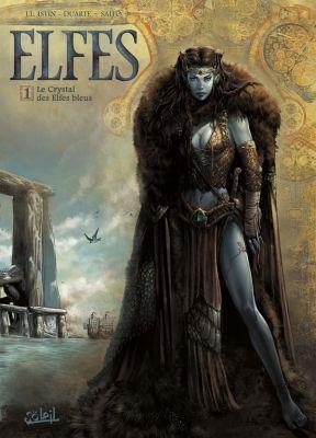 « Elfes : Le Crystal des Elfes bleus »