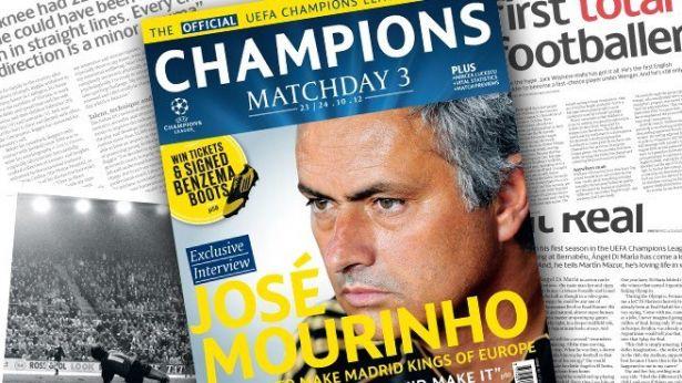 Magazine officiel de la Ligue des Champions