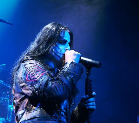 Shagrath, chanteur de Dimmu Borgir