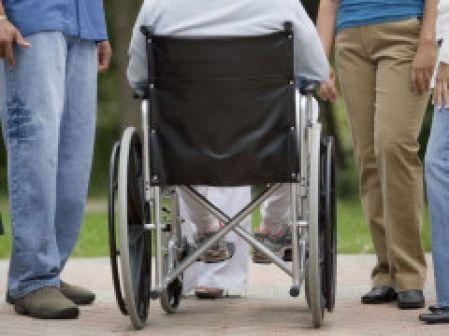 Les hommes handicapés : une population à risque de