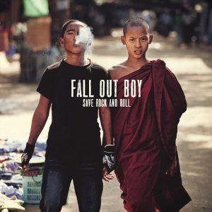 Pochette de l'album de SAVE ROCK AND ROLL de FALL