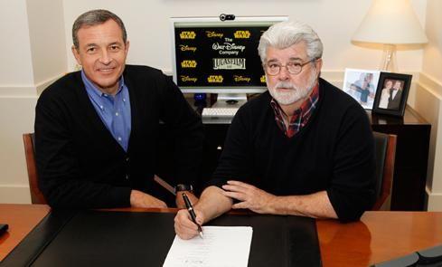 Disney acquiert LucasFilm!