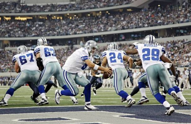 Dallas Cowboys offense