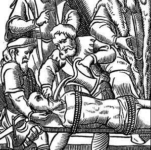 TORTURES ET SUPPLICES DU MOYEN ÂGE À L'ÉPOQUE CONT