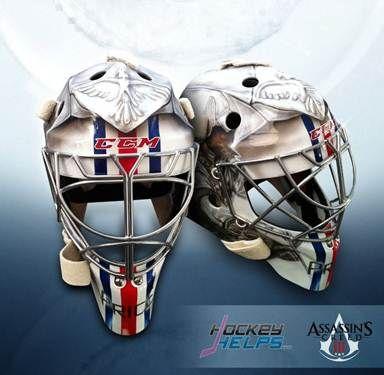 Masque de hockey « Assassin's Creed III »