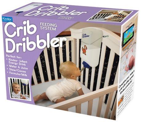 La boîte The Crib Dribbler