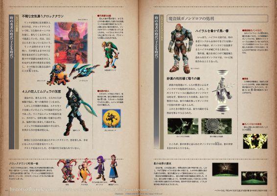 Hyrule Historia Livre Pour Les Amateurs De Zelda Adg