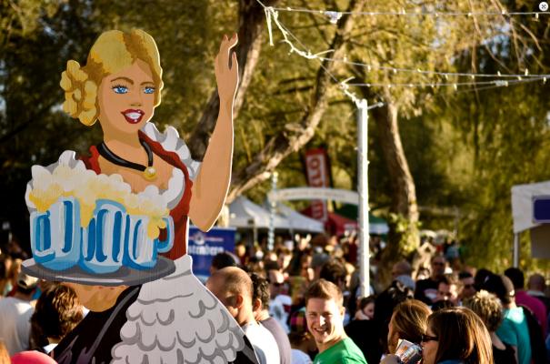 L'Oktoberfest aura lieu les 6, 7 et 8 septembre 20