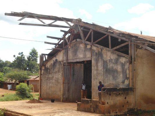 Un établissement scolaire au Cameroun. Photo de Ch