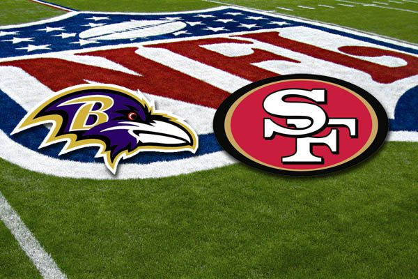 Baltimore Ravens vs San Francisco 49ers