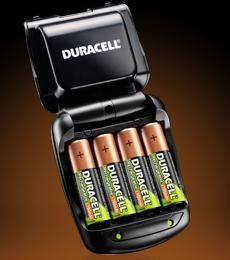 Chargeur rapide Duracell