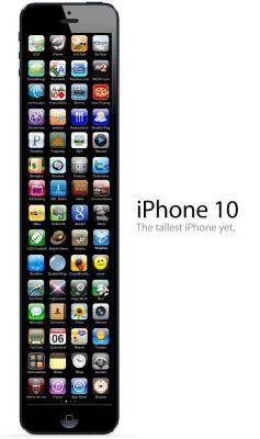 Le iPhone 10
