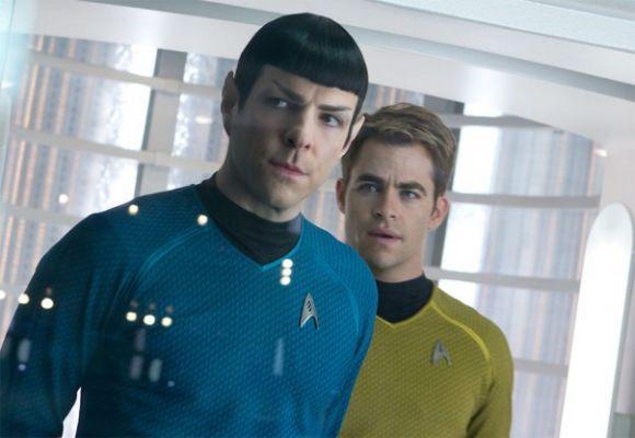 Star Trek : Vers les ténèbres (Star Trek Into Dark
