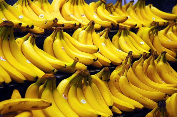 Les bananes préviendraient le risque d'AVC.