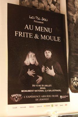 Frite et Moule