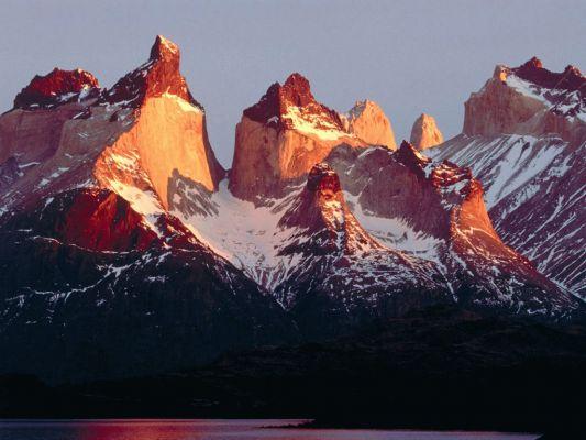 Torres del Paine ( Chili )