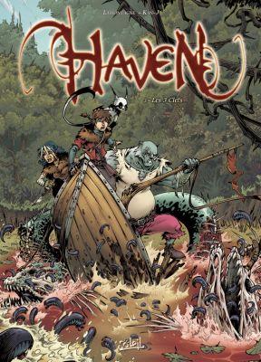 « Haven : 3 – Les 3 Clefs »