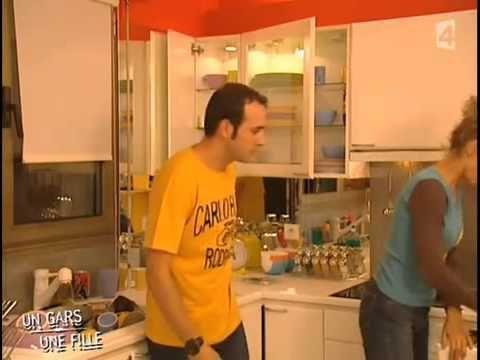 Un gars et une fille dans la cuisine adg - Les gars dans la cuisine ...