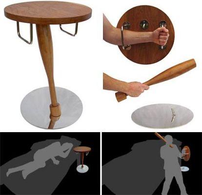 une batte de baseball qui fait de la lumi re adg. Black Bedroom Furniture Sets. Home Design Ideas