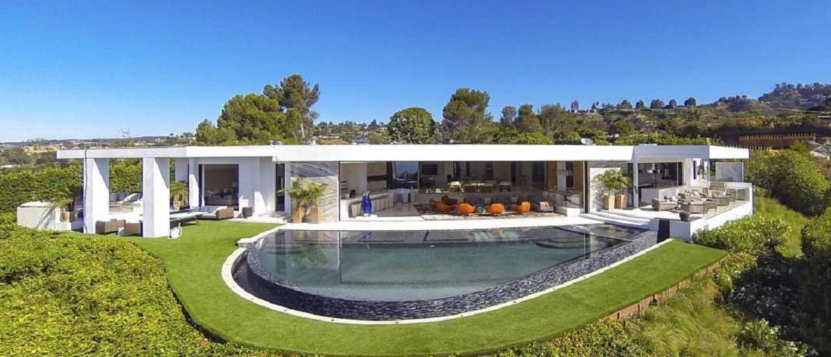 vue d 39 int rieur d 39 une maison de 70 millions la adg. Black Bedroom Furniture Sets. Home Design Ideas