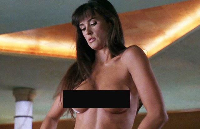 Les femmes avec les plus gros seins