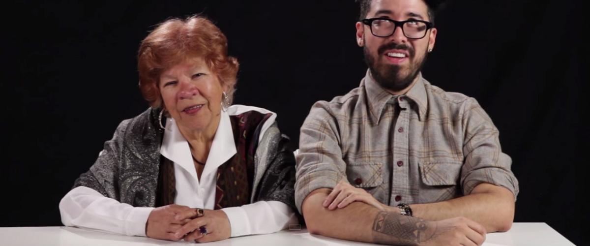 rencontre un Buzzfeed Latina datant d'une femme amère