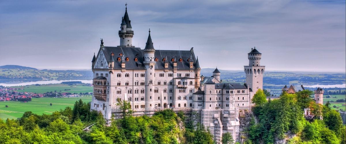 Le ch teau de vos r ves lequel prendre adg for Le chateau le plus beau du monde