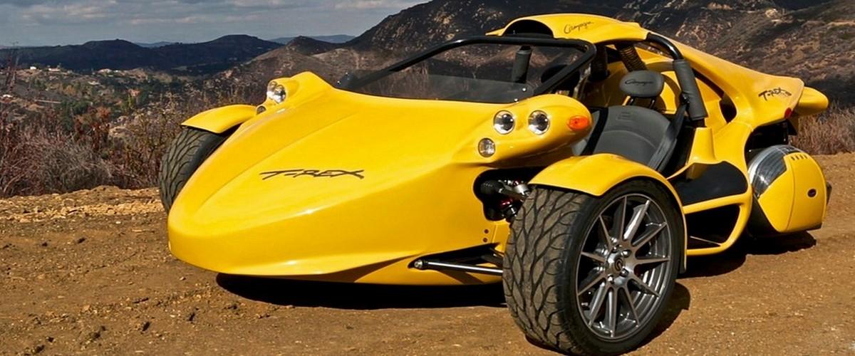 Plus belles motos à trois roues - #adg