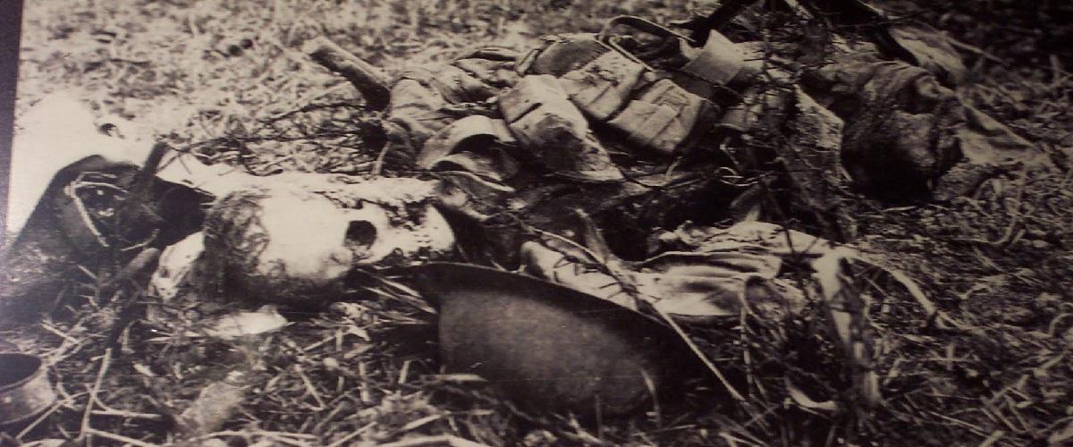 Première Guerre mondiale: mourir dans l'atrocité - #adg