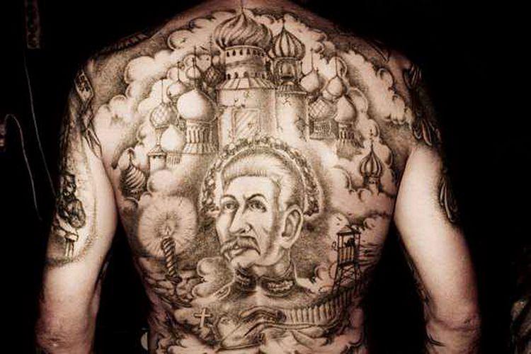 Tatouages De Prisonniers Leurs Significations Adg
