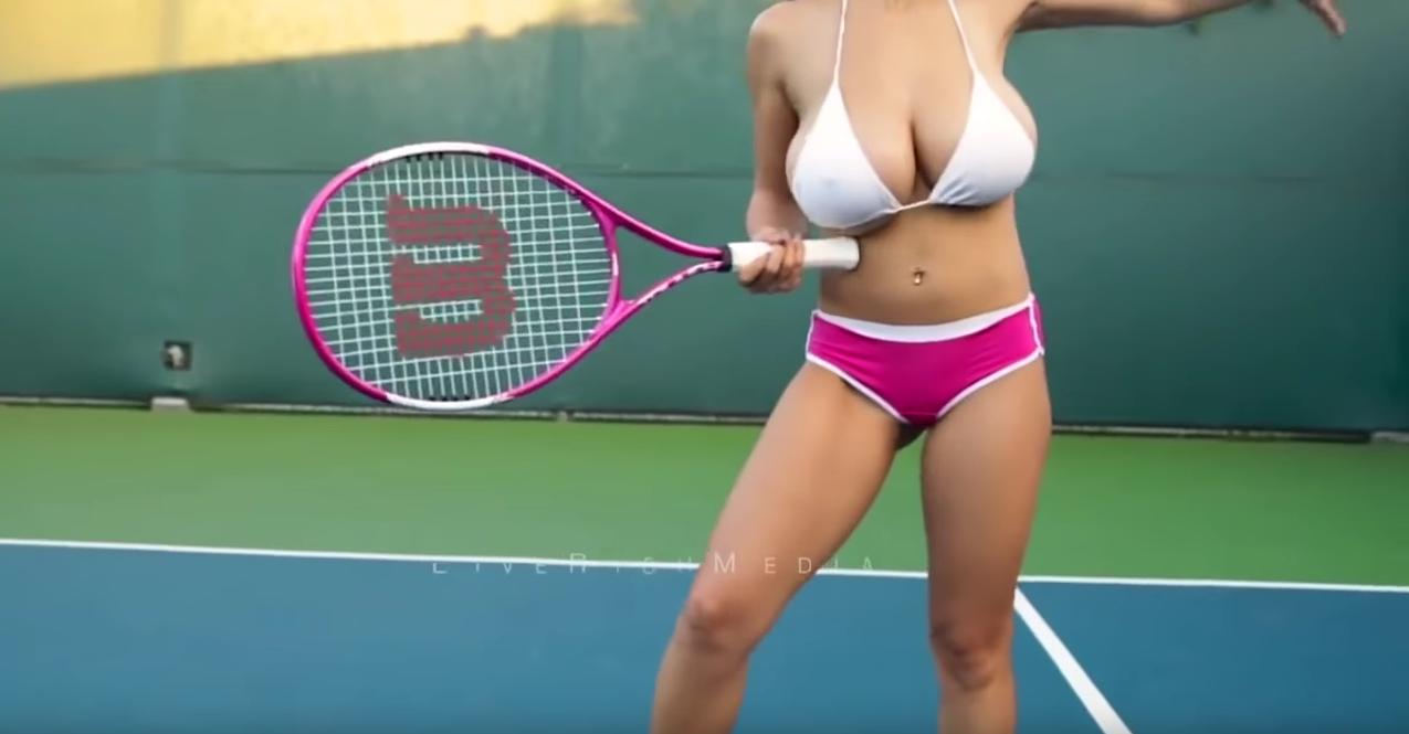 tennis videos - XNXXCOM
