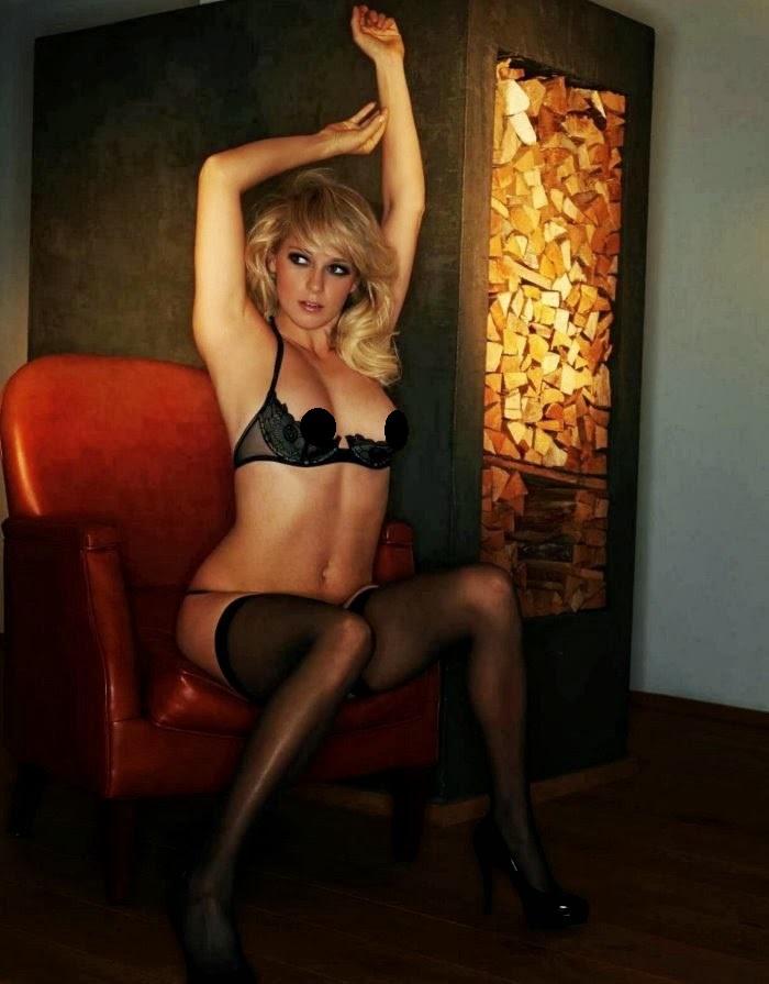 Athlètes qui ont posé nues pour Playboy - #adg
