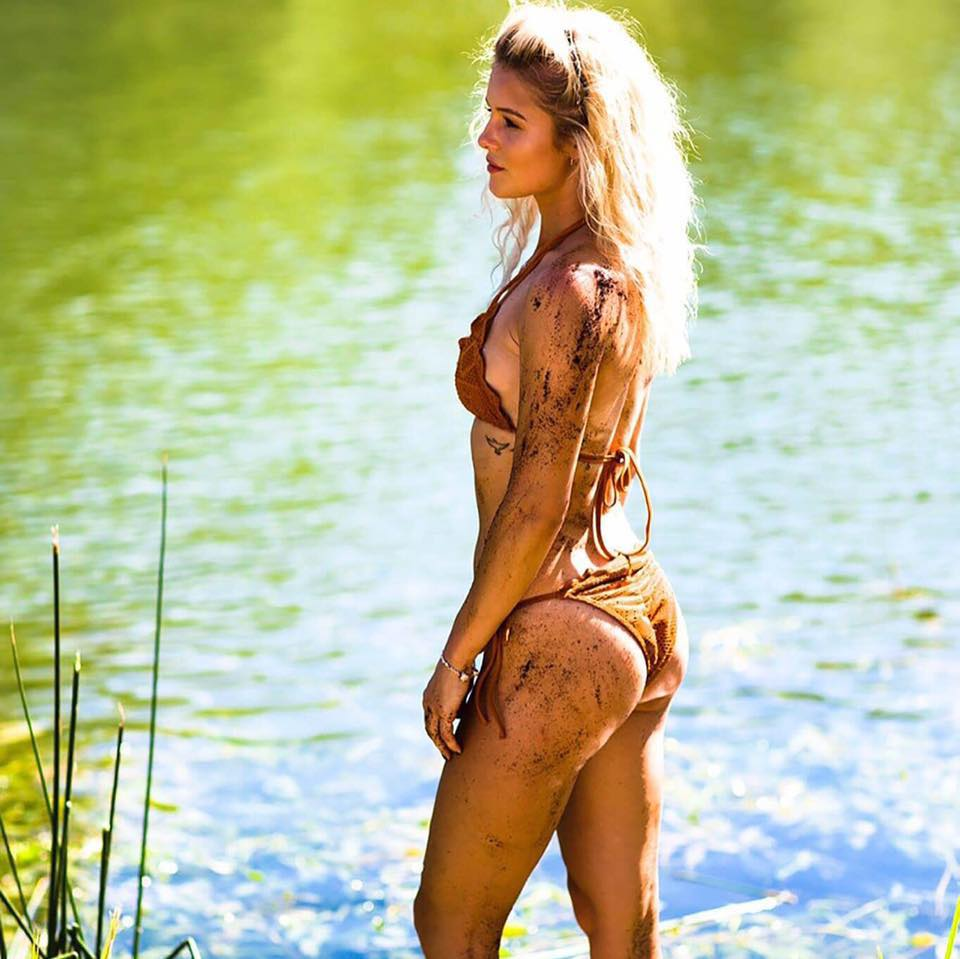 Beau De Mondeadg Corps Plus Au Bikini FcKl1J