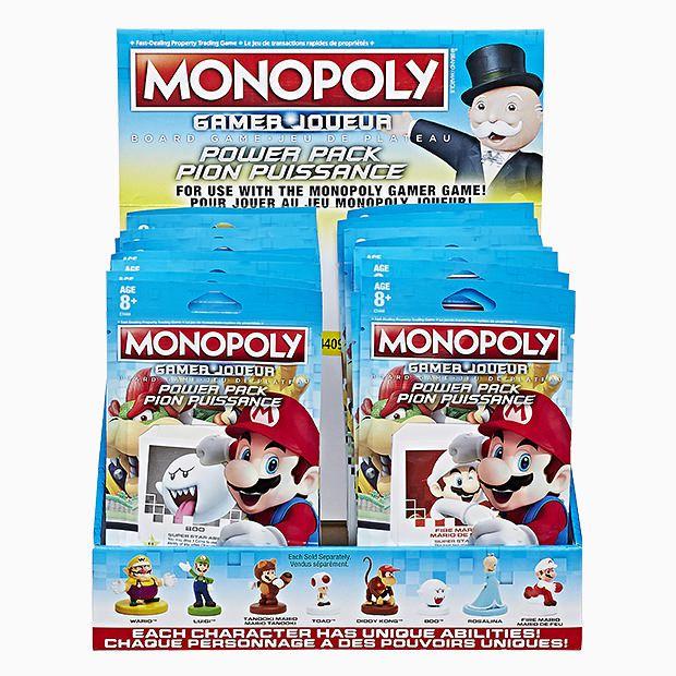 monopoly gamer et monopoly mario kart critique adg. Black Bedroom Furniture Sets. Home Design Ideas